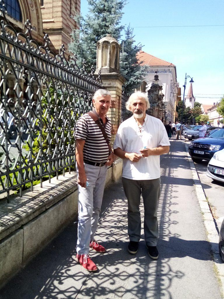 Keresztes Kálmán és Tarnóczi László